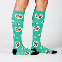 Women's - Ra-Man! Knee High Socks image