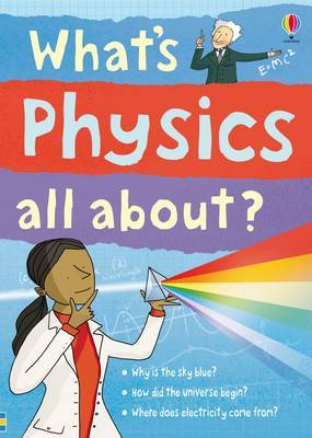 What's Physics All About? by Kate Davies image