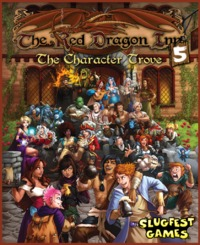 Red Dragon Inn #5: Character Trove