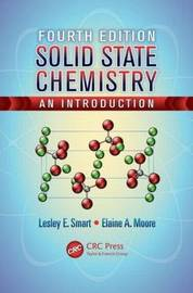 Solid State Chemistry by Lesley E. Smart
