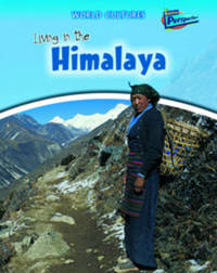 Living in the Himalaya by Anita Ganeri image