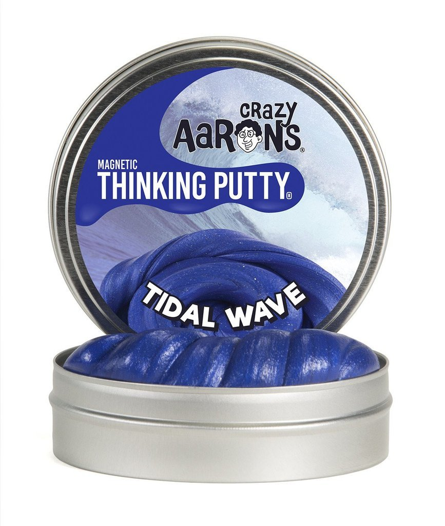 Crazy Aarons Thinking Putty: Tidal Wave image