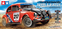 Tamiya 1:10 RC Volkswagen Beetle Rally - MF-01X Kit