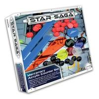 Star Saga: Player Acrylic Counter Set