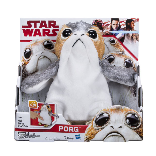 Star Wars: The Last Jedi - Electronic Porg
