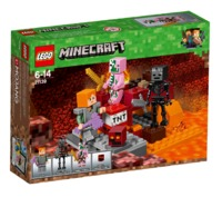 LEGO Minecraft: The Nether Fight (21139)