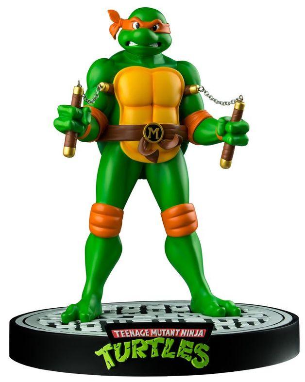 "TMNT: Michelangelo - 12"" Limited Edition Statue"