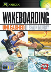 Wakeboarding Unleashed: Featuring Shaun Murray for Xbox