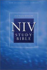 Zondervan NIV Study Bible: Personal Size image