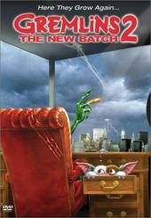 Gremlins 2: The New Batch on DVD