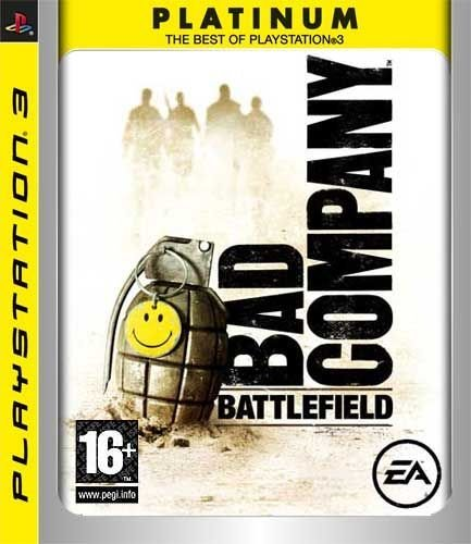 Battlefield: Bad Company (Platinum) for PS3 image