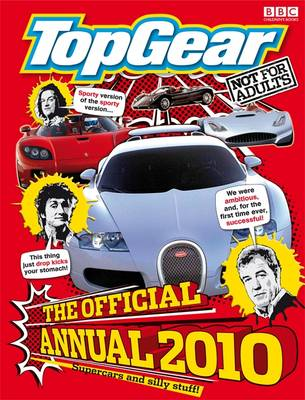 """Top Gear"": The Official Annual: 2010 by BBC Books image"