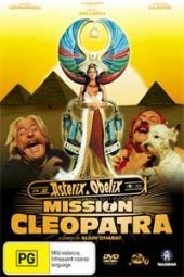 Asterix And Obelix - Mission Cleopatra on DVD