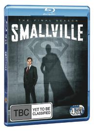 Smallville - The Complete Tenth Season on Blu-ray
