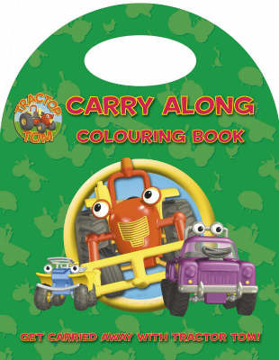 Carry Along Colouring Book