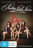 Pretty Little Liars - The Complete Third Season DVD