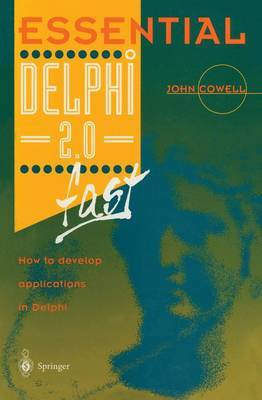 Essential Delphi 2.0 Fast by John R. Cowell image