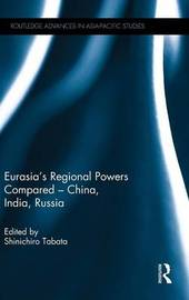 Eurasia's Regional Powers Compared - China, India, Russia