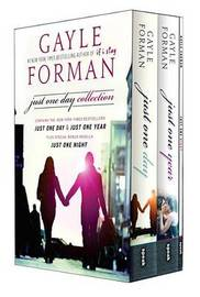 Just One Day Collection by Gayle Forman