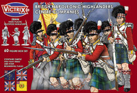 Victrix: Highland Infantry - Centre Companies