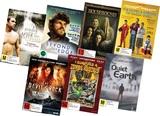 New Zealand Films Bundle on DVD