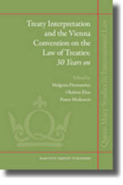 Treaty Interpretation and the Vienna Convention on the Law of Treaties: 30 Years on image