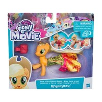 My Little Pony: The Movie - Applejack Fashion Doll