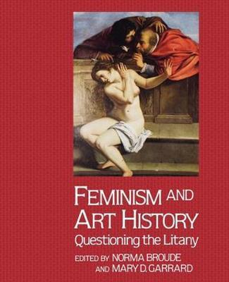 Feminism And Art History by Norma Broude image