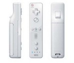 Wii Remote - White for Nintendo Wii