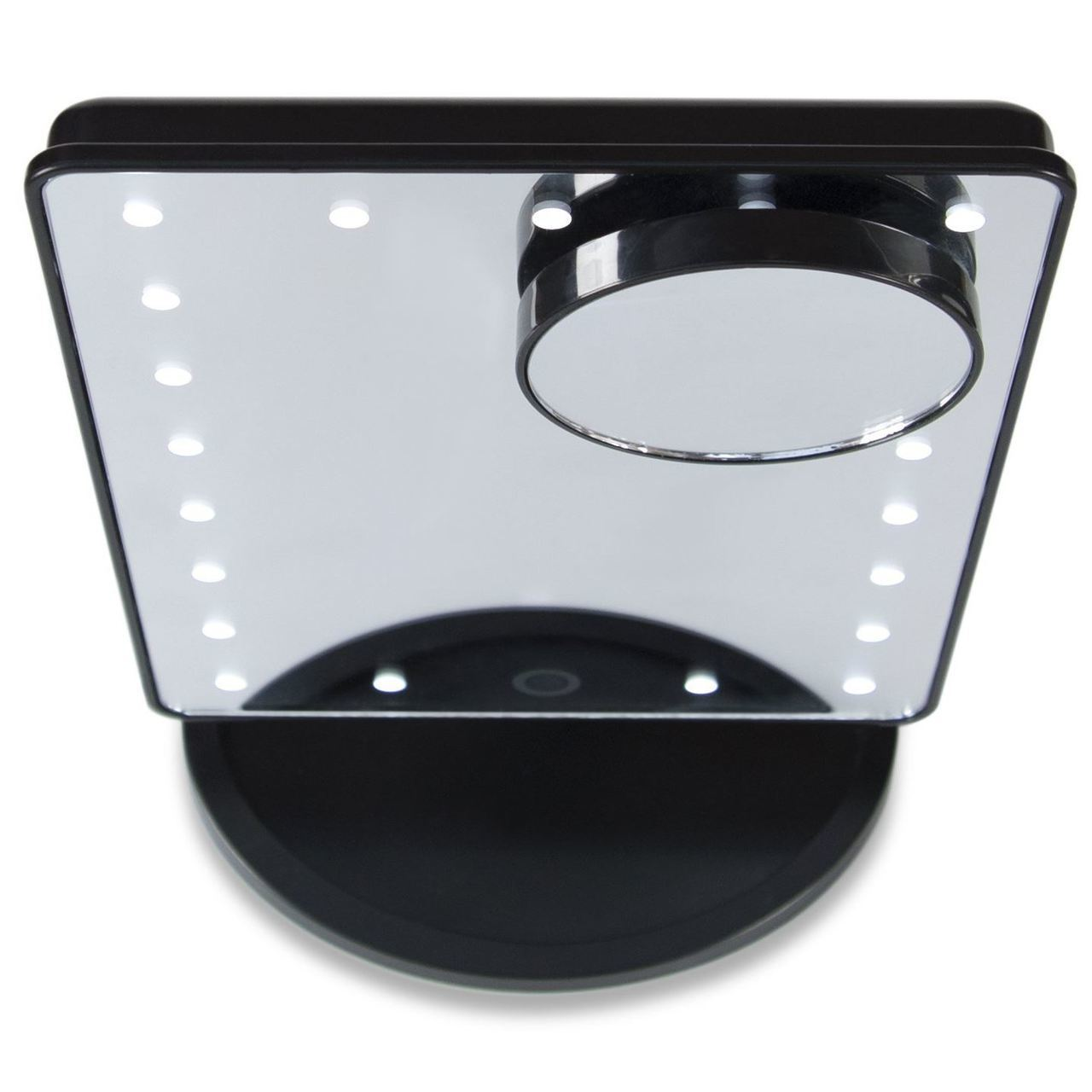 LED Dimmable Makeup Mirror image