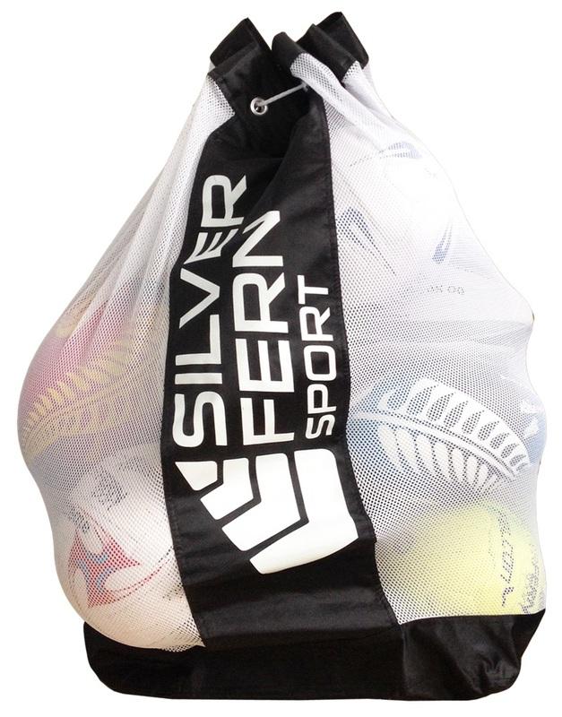 Silver Fern Deluxe Ball Carry Bag (18-20 Balls)