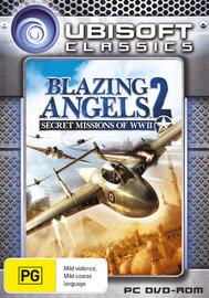 Blazing Angels 2: Secret Missions of World War II (Ubisoft Classics) for PC Games image