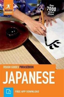 Rough Guides Phrasebook Japanese (Bilingual dictionary) by APA Publications Limited