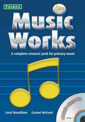 Music Works: Bk. 1 by Carmel McCourt image