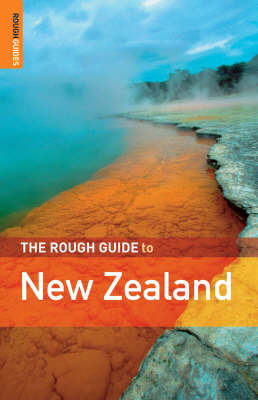 The Rough Guide to New Zealand by Laura Harper image