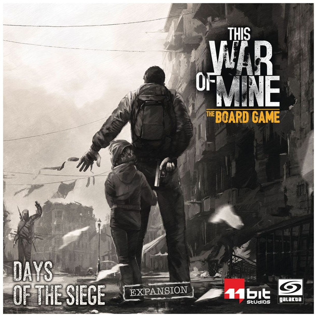 This War of Mine: Days of the Siege - Game Expansion