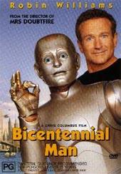 Bicentennial Man on DVD