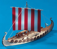 Billing Boats 1:50 Mini Oseberg Wooden Kit Set
