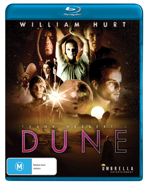 Dune Miniseries on Blu-ray