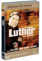 Luther on DVD