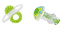 MAM Bite & Relax Teether Phase 1 with Clip - Green
