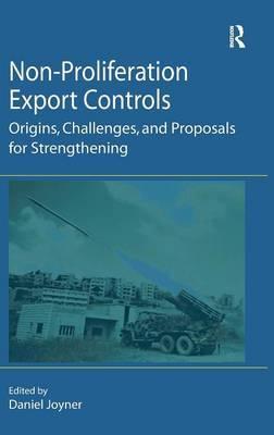 Non-Proliferation Export Controls