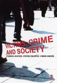 Victims, Crime and Society image
