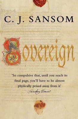 Sovereign (Matthew Shardlake #3) by C.J. Sansom