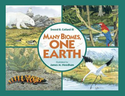 Many Biomes, One Earth by Sneed B Collard III image