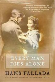 Every Man Dies Alone by Hans Fallada image