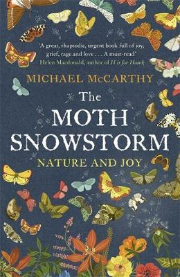The Moth Snowstorm by Michael McCarthy