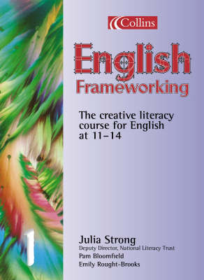 English Frameworking: Bk.1 by Julia Strong image