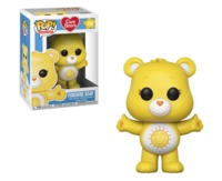 Care Bears - Funshine Bear Pop! Vinyl Figure (with a chance for a Chase version!)