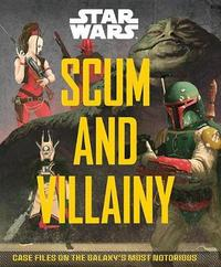Star Wars: Scum and Villainy by Pablo Hidalgo